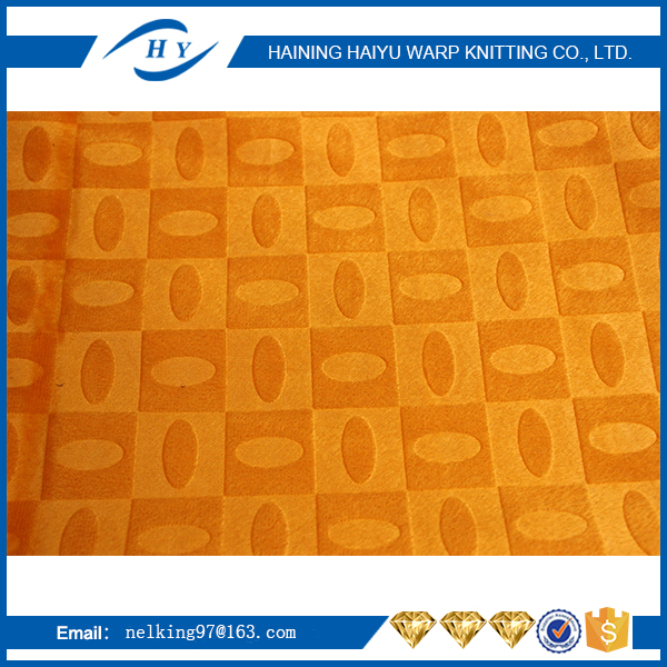 Wholesale modern design embossed microfiber fabric used for sofa from manufacturer