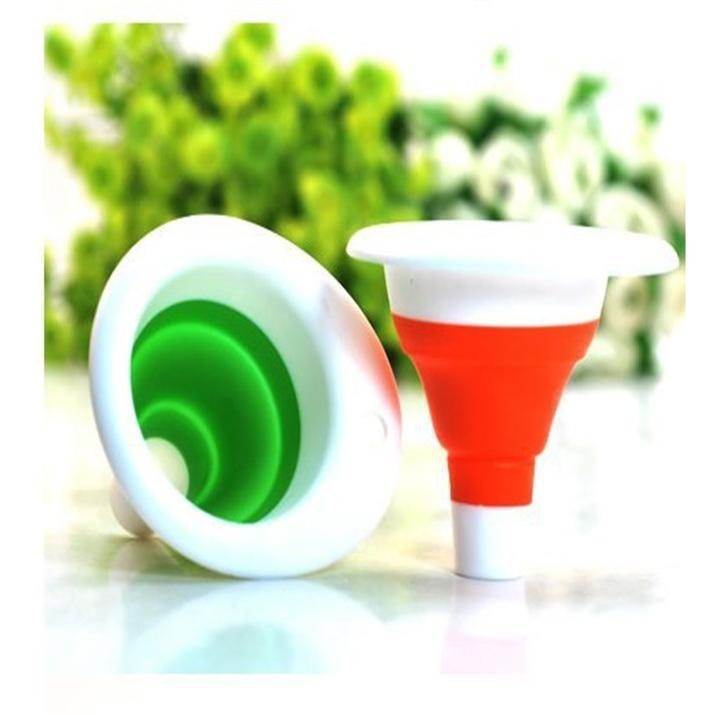N83 new design silicone folding funnel/foldable funnel