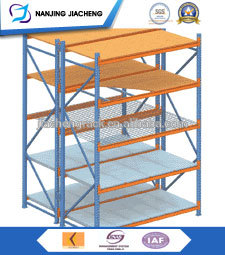 Professional factory wholesale bolttless shelving