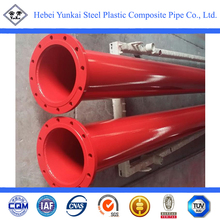 fire hydrant stand pipe/epoxy coated firefighting steel pipe