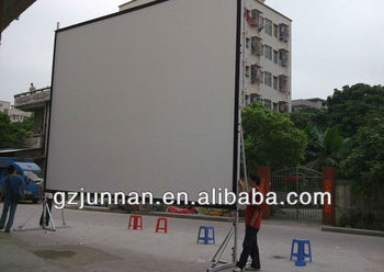 180 inch large outdoor projection screen