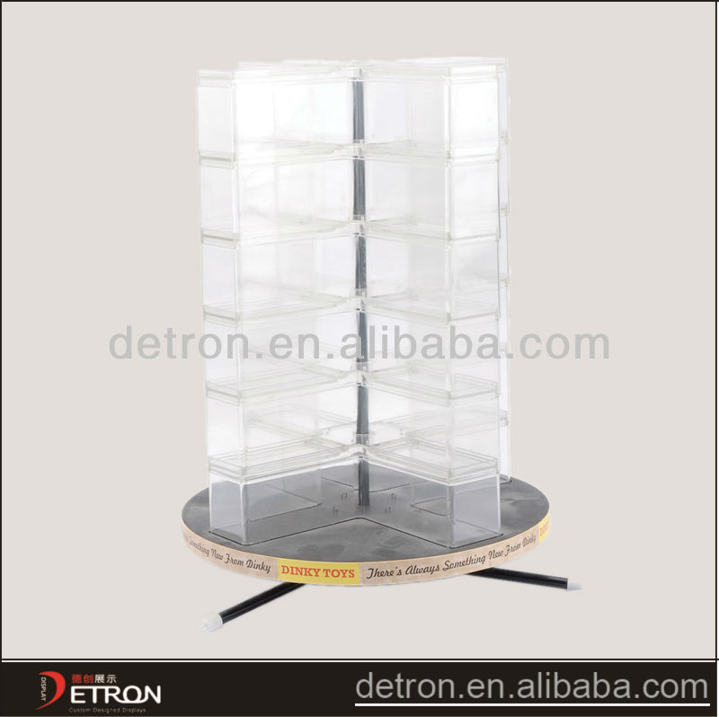 Special design acrylic fruit display stand