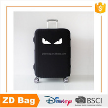 Fashion Style Waterproof Spandex Logo Suitcase Cover Protector