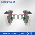 Hot Selling Automatic Swing Barrier Security Access Control Swing Turnstile With RFID