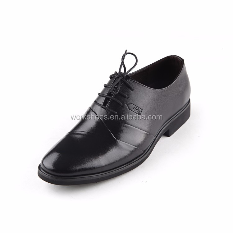 china factory italian wholesale fashion men leather shoe latest formal man wedding dress shoes