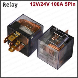 12V 100A 4P glow plug relay in China solid state relay motorcycle 12V light relay