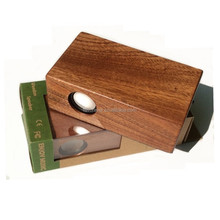 Wholesale china import empty wood speaker cabinet and bamboo bluetooth speaker