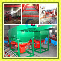 Tungsten ore processing equipment jig separator for rock tungsten concentrating