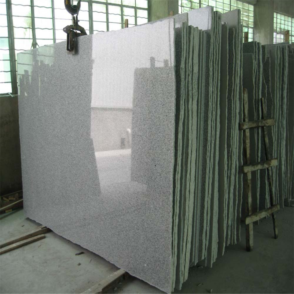 China polished G603 granite tiles 60x60 with best price flamed brushed granite