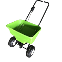 Push type farm fertilizer cart tool cart for sale