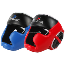 New customized logo boxing head guards wholesale kickboxing helmets