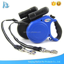 16ft Retractable Dog Leash with LED Detachable Flashlight