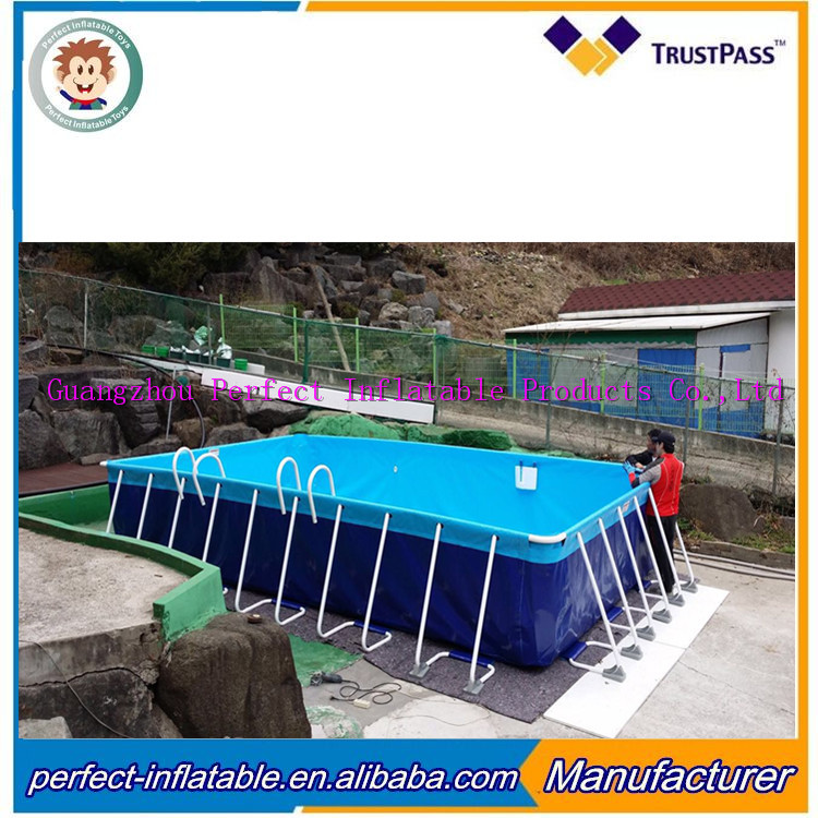 Selling above ground swimming pool ,container swimming pool