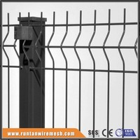 welded mesh wire fence for airport