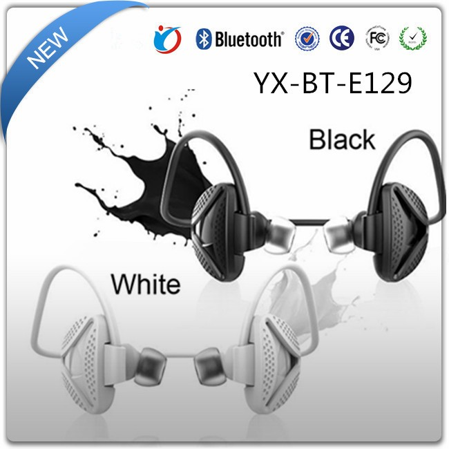 Popular Wireless waterproof stereo Bluetooth Headsets for swimming