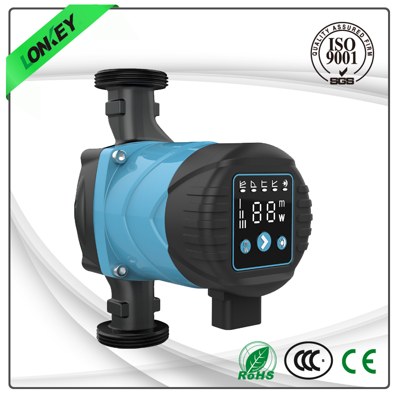 Class A energy saving hot selling circulation pump, small boiler hot water circulating water pumps