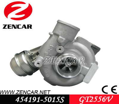 gt2556v garrett diesel turbocharger for BMW with M57D Engine 454191-5015S