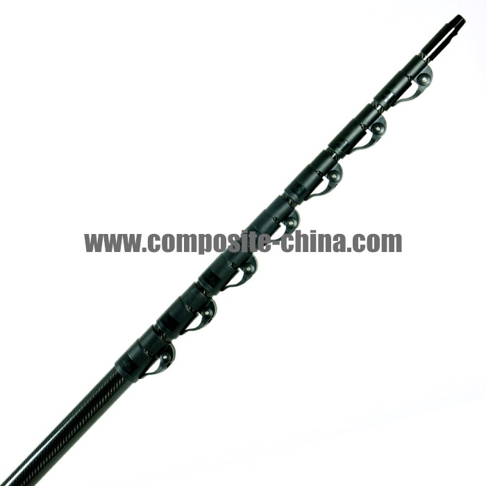Waterfed Poles, Carbon Fiber Extension Poles for Window Cleaning