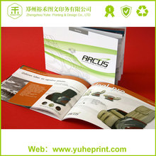 A5 booklets printer professional OEM customized size offset printing hose catalog
