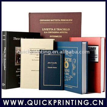 2011 Offset Book for Brochure Printing Services