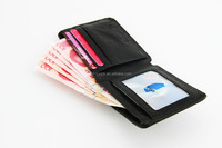 2016 Pocket Credit Card Holder RFID Blocking Wallet RFID Purse