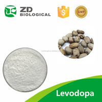 Nature L-dopa ,Chinese Herbal Medicine for Sex Levodopa 99%, Natural Sex Herb Medicine Mucuna Pruriens Extract 98% L-dopa