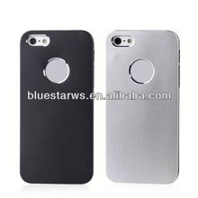 2014 hot sell pc metal case for iphone5 metal mesh pc case