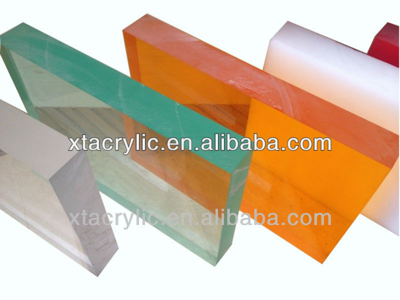 thicker acrylic sheets supplied directly from China manufacturer