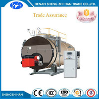 Trade Assurance security Automatically gas powered steam boiler parts for boiler oil trade
