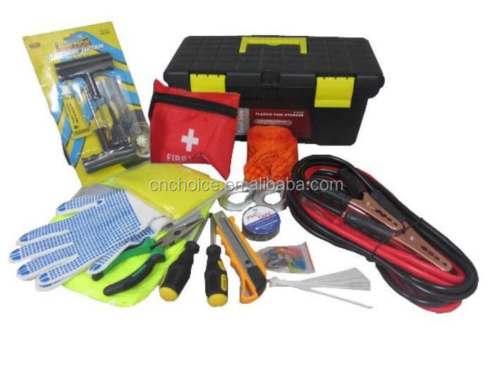 retail multifunction Truck trip road Aid Kits Automotive Emergency Automotive Emergency Accessories Car First Aid kit tools