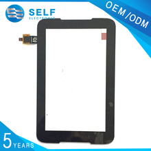 lenovo a1000 spare parts touch screen for tablet, lcd screen for lenovo ideatab a1000