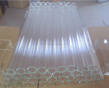 STA high quality Pyrex glass tube/3.3 borosilicate glass tube