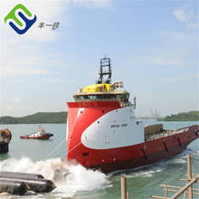 Navy supplier Ship Launching and Lifting Rubber Airbag