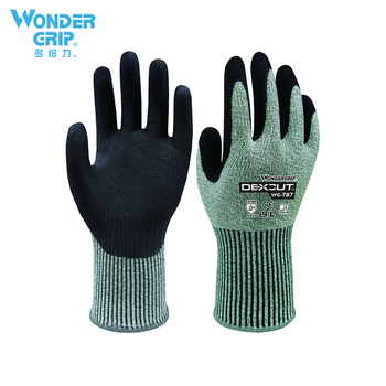 palm fit cut resistance safety gloves