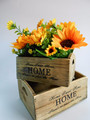 Decorative cheap wooden crates,wooden shipping crates