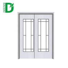 baodu brand waterproof pocket door wpc door for sale