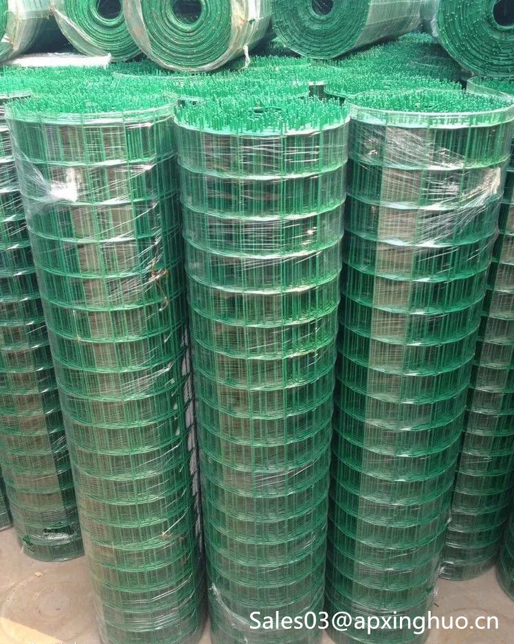 Professional Factory PVC Welded Wire Mesh with Low Price
