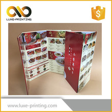 Custom Full Color Leaflet Flyer Booklet / Catalogue / Magazine / brochure Printing