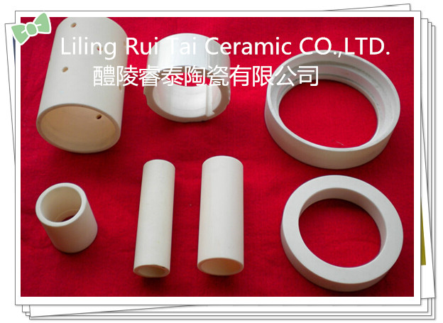 95-99.7% High purity alumina ceramic wick/porous alumina ceramic tube