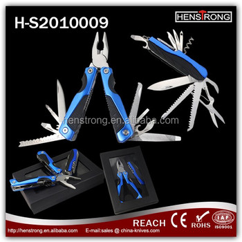 Various styles outdoor cutting hand tool tool set