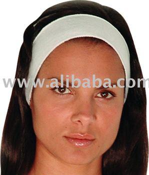 how to wear stretch comb headband