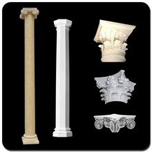 Granite Decorative Stone Column VP-005FR