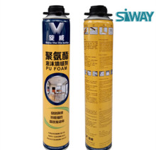 large expansion PU polyurethane spray foam kits
