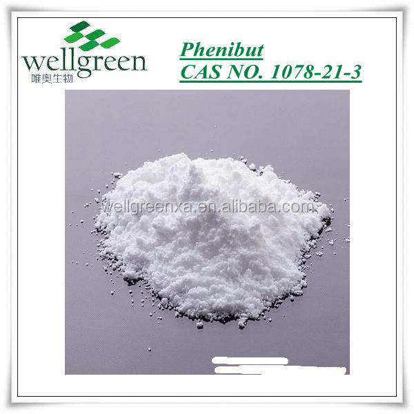 GMP factory supply high quality Phenibut 99% pharmaceutical grade
