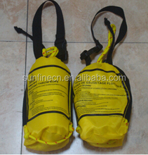 Marine Throw Rescue Rope Bag with 15m line/ buoyant throw rope with 50ft rope for flotationg