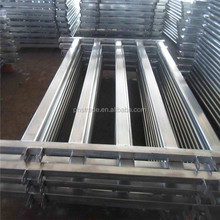 clear electric no dig fence panel insulator