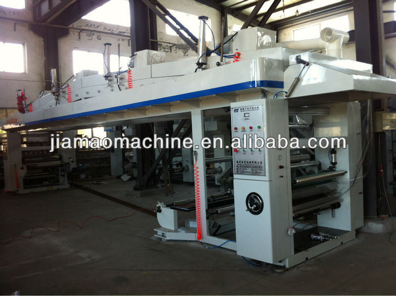 Jiamao offer JM-800mm automatic roll to roll plastic-aluminum Laminating Machine