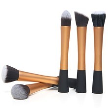 2017 Free Samples Professional Face <strong>Brushes</strong> Beauty Tools 5PCS / Set Makeup <strong>Brushes</strong>