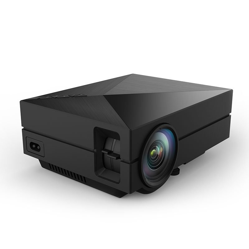 1000 Lumens Home Office Cinema Theater PC USB AV GM60 Mini <strong>Portable</strong> HD Projector