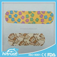 Cartoon Adhesive Wound Plaster
